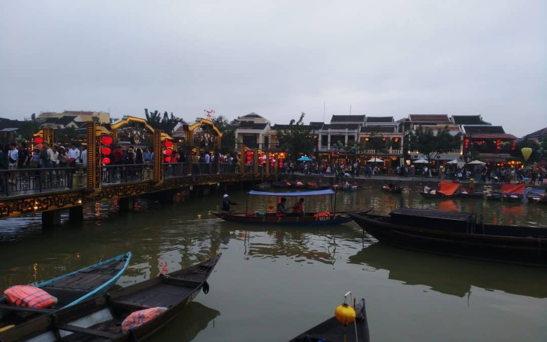 Hoi An in Vietnam, the Paradise for a Western Expatriate