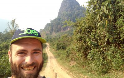 Podcast Series Mindful Travelogue One Month in Thailand and Laos