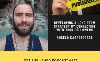 My Interview to Get Published Podcast of Paul Brodie about Book Publishing, Authenticity and Connectivity